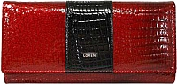 Портмоне Cedar Loren 72032-RS (красный) -