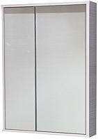 Шкаф с зеркалом для ванной СанитаМебель Прованс 101.550 (гасиенда) -