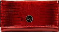 Портмоне Cedar Cavaldi H24-1 (красный) -