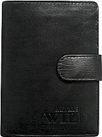 Портмоне Cedar Always Wild N104L-SVT (черный) -