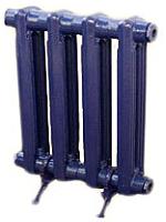 Радиатор чугунный Минский завод отопительного оборудования 2КП100-90x500 (4 секции) -