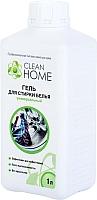 Гель для стирки Clean Home Универсальный (1л) -