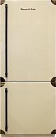 Холодильник с морозильником Zigmund & Shtain FR 10.1857 X -
