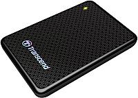Внешний жесткий диск Transcend ESD400 128GB (TS128GESD400K) -