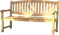 Скамья садовая Sundays Lion TGF-029 B -