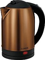 Электрочайник Lumme LU-218 (темная яшма) -