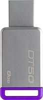 Usb flash накопитель Kingston DataTraveler 50 8GB (DT50/8GB) -