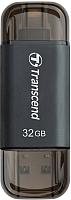 Usb flash накопитель Transcend JetDrive Go 300 32GB (TS32GJDG300K) -