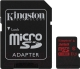 Карта памяти Kingston microSDHC (Class 10) 32GB + адаптер (SDCA3/32GB) -