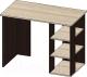 Письменный стол Мебель-Класс Имидж-1 (венге/ясень шимо светлый) -
