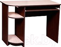 Компьютерный стол Мебель-Класс Компакт (венге/дуб шамони) -