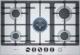 Газовая варочная панель Bosch PCQ7A5M90R -