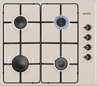 Газовая варочная панель Simfer H60Q40O411 -