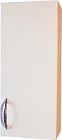 Шкаф-полупенал для ванной СанитаМебель Камелия-23 Д2 (правый, белый) -