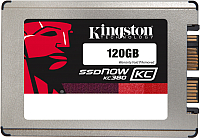 SSD диск Kingston SSDNow KC380 240GB (SKC380S3/240G) -