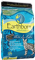 Корм для кошек Earthborn Holistic Cat Wild Sea Catch Grain - Free WSCG001 (6.3кг) -