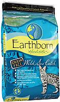 Корм для кошек Earthborn Holistic Cat Wild Sea Catch Grain - Free WSCG001 (6.3кг) -