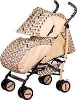 Детская прогулочная коляска Babyhit Smiley (бежевый) -