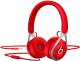 Наушники-гарнитура Beats EP ML9C2ZM/A (красный) -