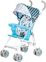 Детская прогулочная коляска Babyhit Weeny (бело-голубой) -