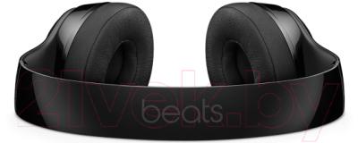 Наушники-гарнитура Beats Solo3 Wireless MNEN2ZM/A (глянцевый черный)