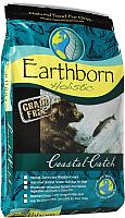 Корм для собак Earthborn Holistic Dog Coastal Catch Grain - Free CCG002  (2.5кг) -
