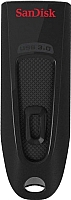 Usb flash накопитель SanDisk Ultra USB 3.0 Black 16GB (SDCZ48-016G-U46) -