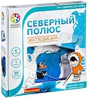 Настольная игра Bondibon Северный полюс. Экспедиция ВВ1881 -