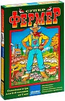 Настольная игра Bondibon Супер фермер ВВ1009 -