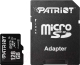 Карта памяти Patriot SDXC-micro (Class10) 128Gb + adapter (PSF128GMCSDXC10) -