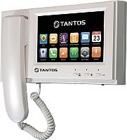 Видеодомофон Tantos Loki+ (белый) -