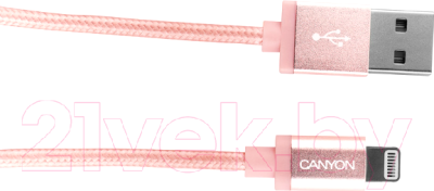 Кабель USB Canyon CNS-MFIC3RG