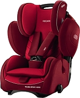Автокресло Recaro Young Sport Hero 2017 (Indy Red) -