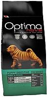 Корм для собак Optimanova Puppy Digestive Rabbit & Potato (12кг) -