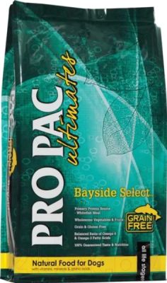 Корм для собак Pro Pac Ultimates Dog Bayside Select BSG002 (12кг)