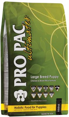 Корм для собак Pro Pac Ultimates Dog Large Breed Puppy LBP001 (20кг)