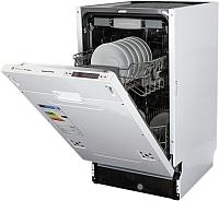 Посудомоечная машина Zigmund & Shtain DW 129.4509 X -
