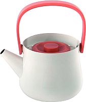 Заварочный чайник BergHOFF Ron 3900048 (белый) -