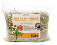 Корм для грызунов Natures Best Mountain Hay + Marigold NB41 (0.5кг) -