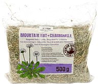 Корм для грызунов Natures Best Mountain Hay + Camomille NB42 (0.5кг) -