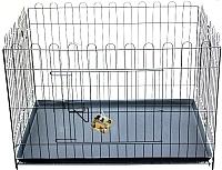 Транспортировочная клетка Happy Pet LEI4D-LA1 -