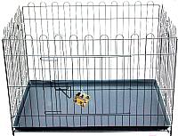 Манеж для животных Happy Pet LEI4D-B2 -