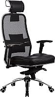 Кресло офисное Metta Samurai SL-3 (черный) -