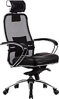 Кресло офисное Metta Samurai SL2 (черный) -