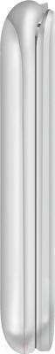 Мобильный телефон TeXet TM-304 (серебристый)