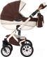 Детская универсальная коляска Riko Brano Ecco 3 в 1 (13/chocolate) -