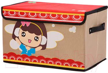 Коробка для хранения Bradex Веселые облака DE 0228