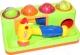 Развивающая игрушка Bradex Пим-Пам-Пум DE 0206 (светло-зеленый) -