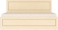 Каркас кровати Black Red White Alveo B24-LOZ180x200 (ясень античный) -