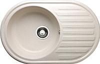 Мойка кухонная Granicom G-006-11 (кремовый) -